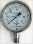 Y-150BF不锈钢压力表